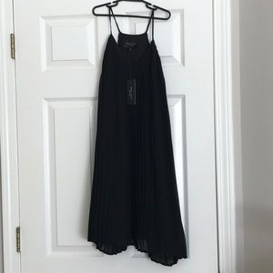 Romeo + Juliet couture black dress